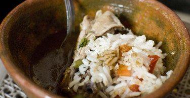 Pepian -tradycyjne danie z Gwatemali