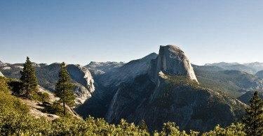 Yosemite Halfdome