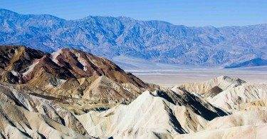 USA, Zabriskie Point