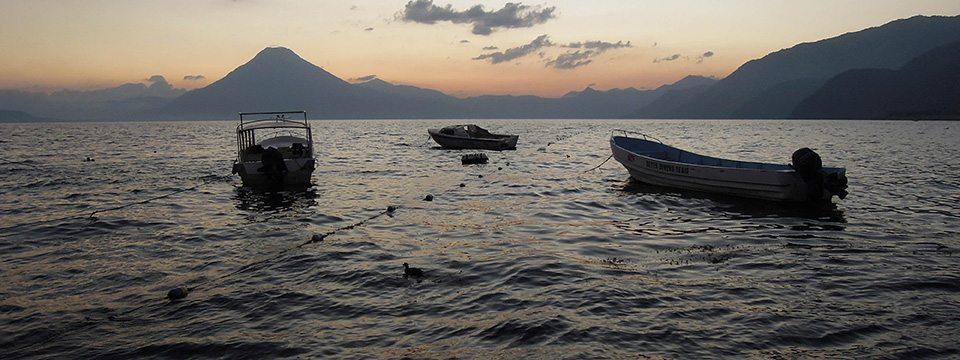 Lago de Atitlan Gwatemala