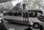Panam, David Autobus, którym przyjechałam