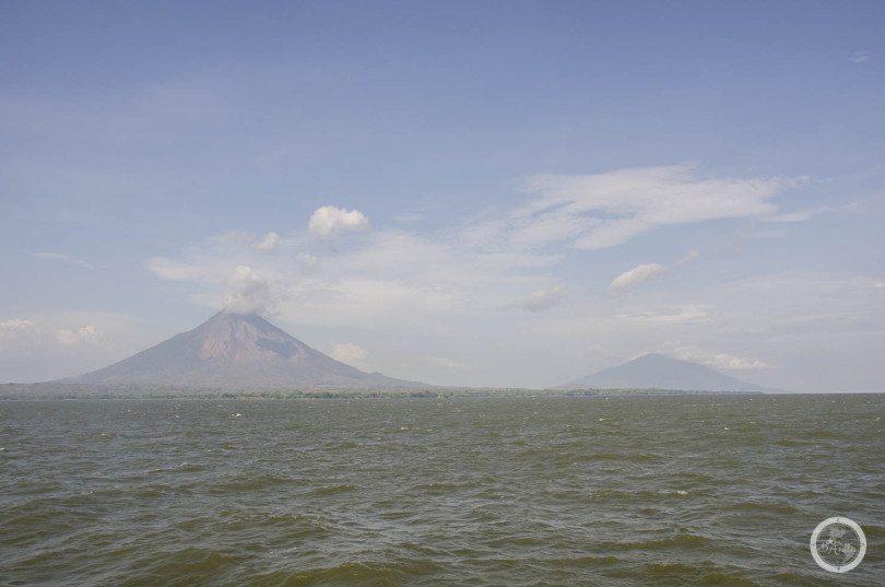 Wulkan Concepcion i Maderas Nicaragua