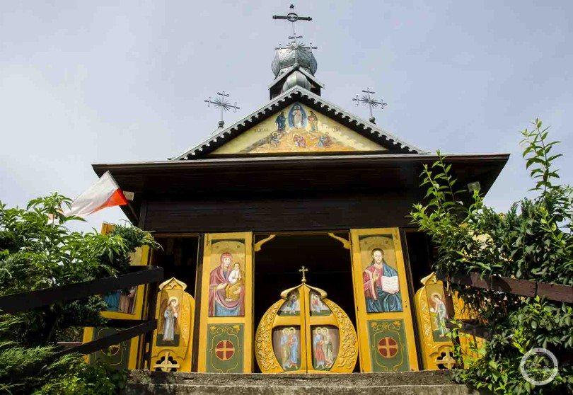 Cerkiew w Kostomłotach