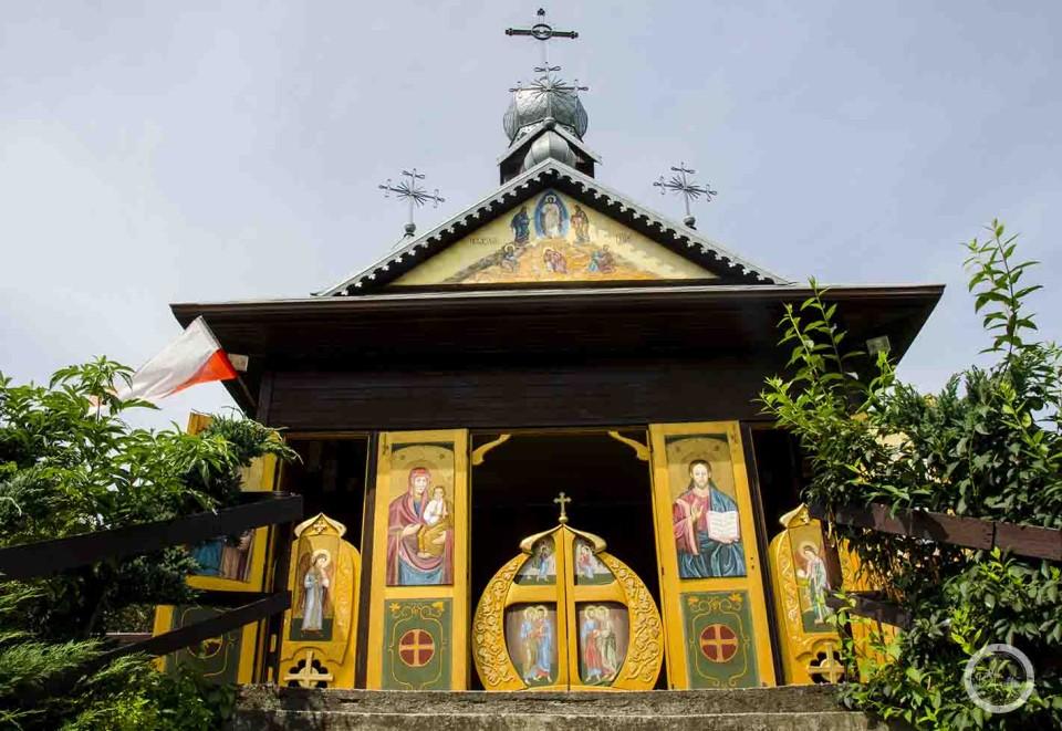Cerkiew wKostomłotach