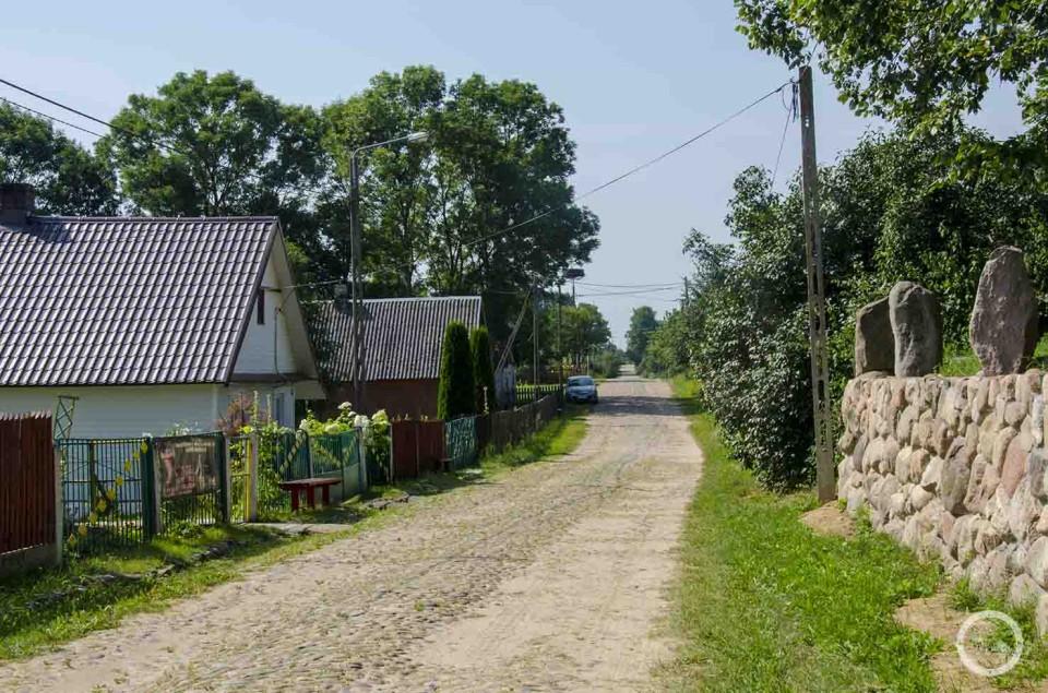Chomontowce -wieś wewschodniej Polsce