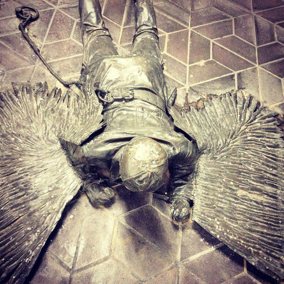 Anioł w Berlinie