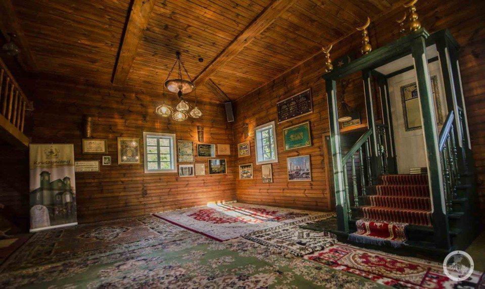 Meczet wKryszynianach
