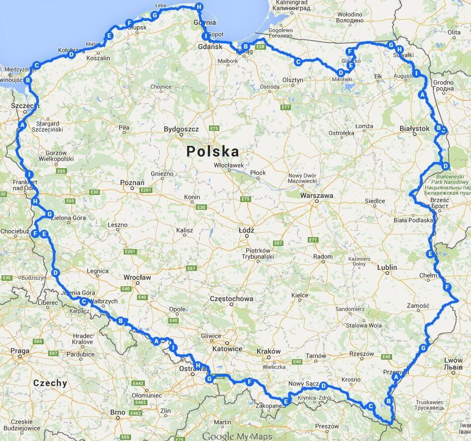 Dookoła Polski