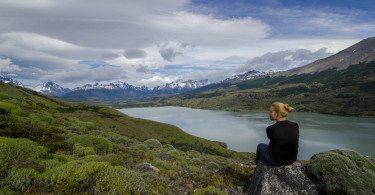 Chile, Patagonia, Torres del Paine