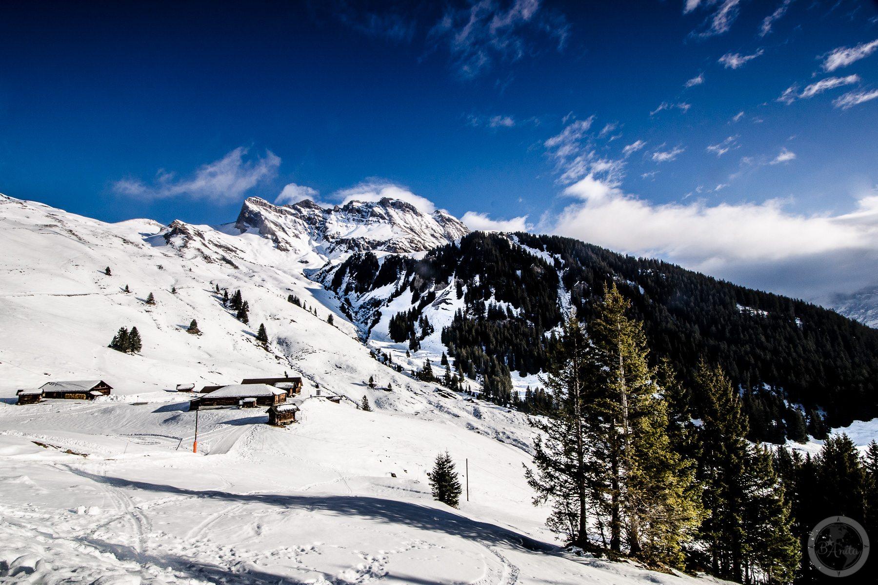 Bussalp, Szwajcaria