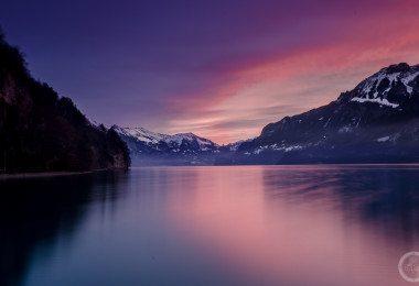 Interlaken o wschodzie 3