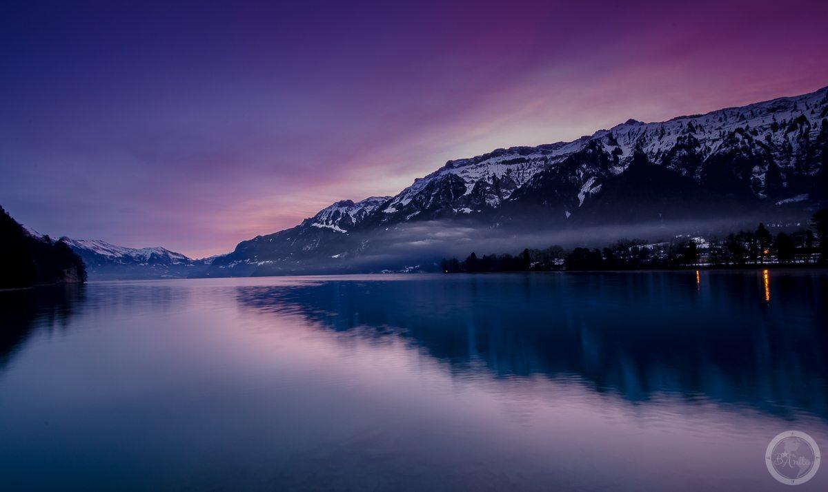 Interlaken owschodzie, Szwajcaria