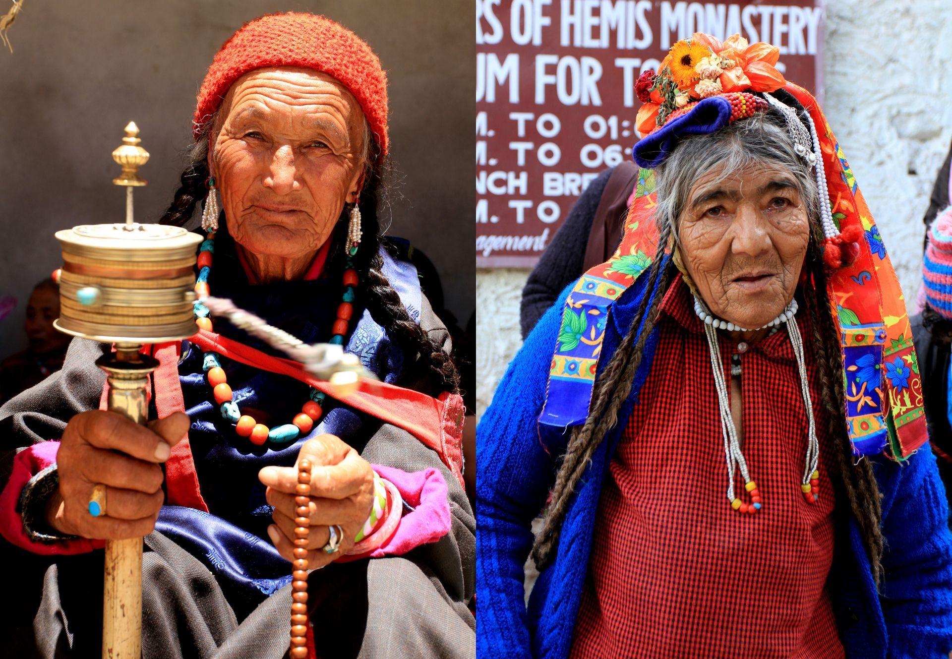 Indie, Ladakhijki