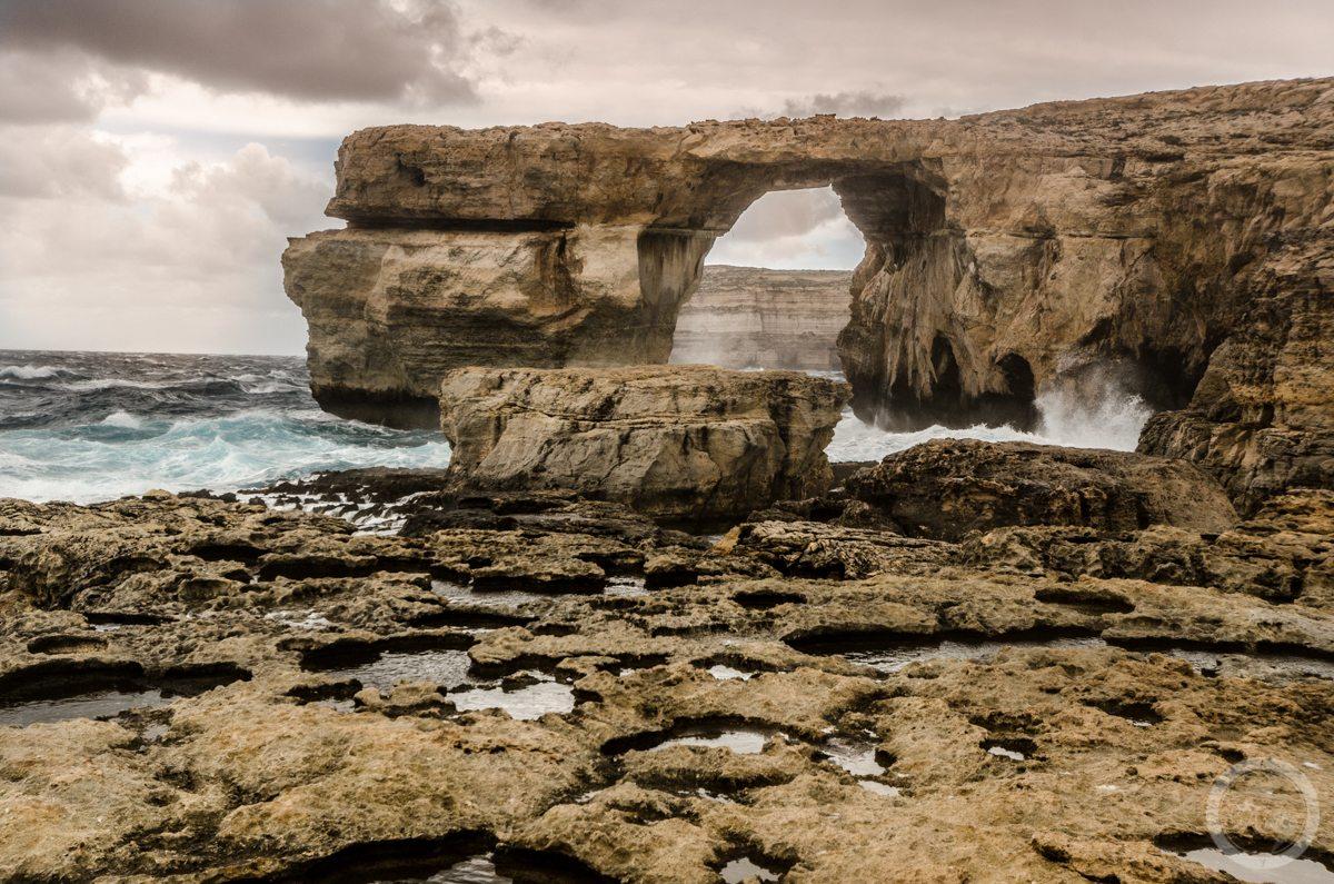 Azure Window, Gozo