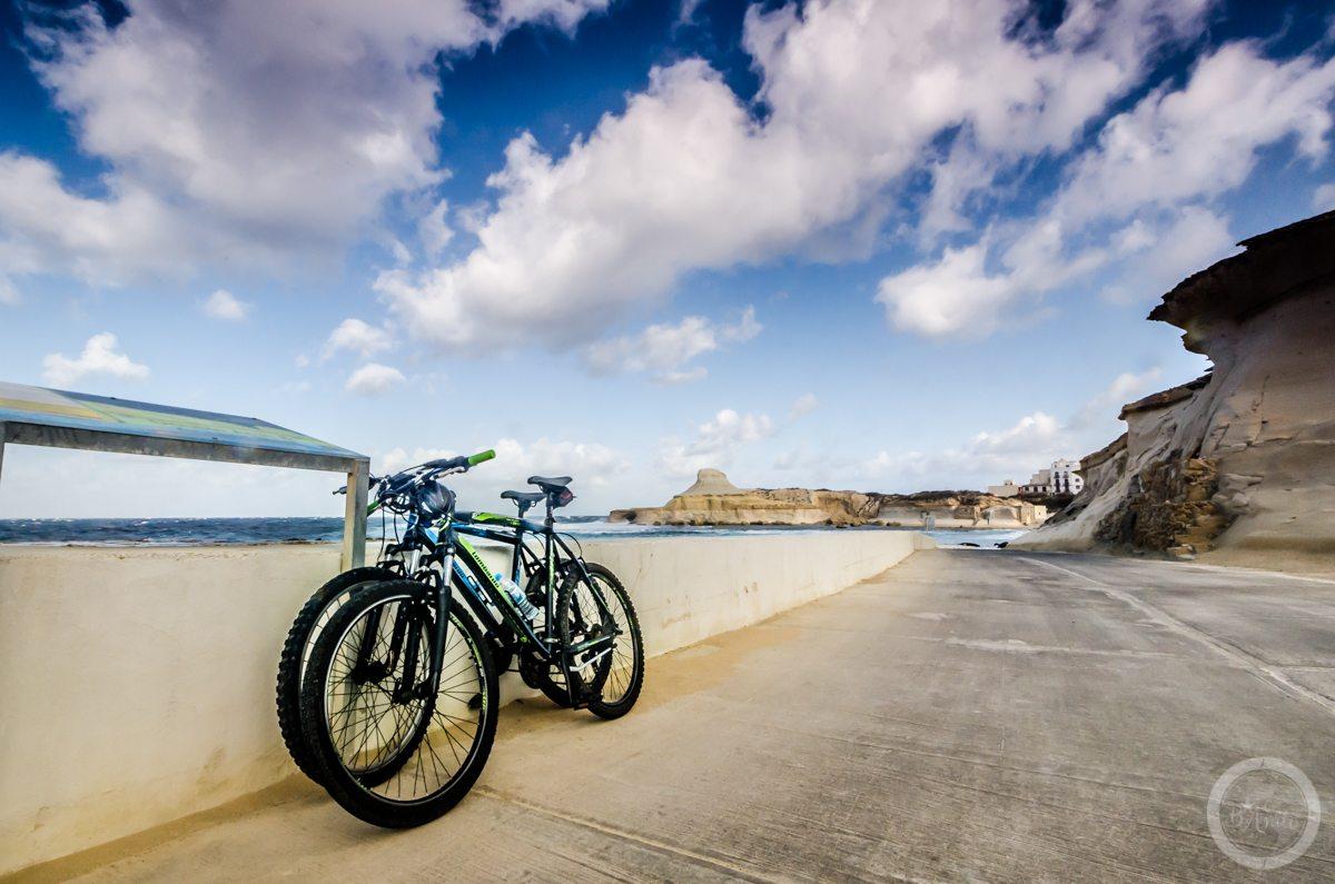 Rowerami podwiatr, Gozo