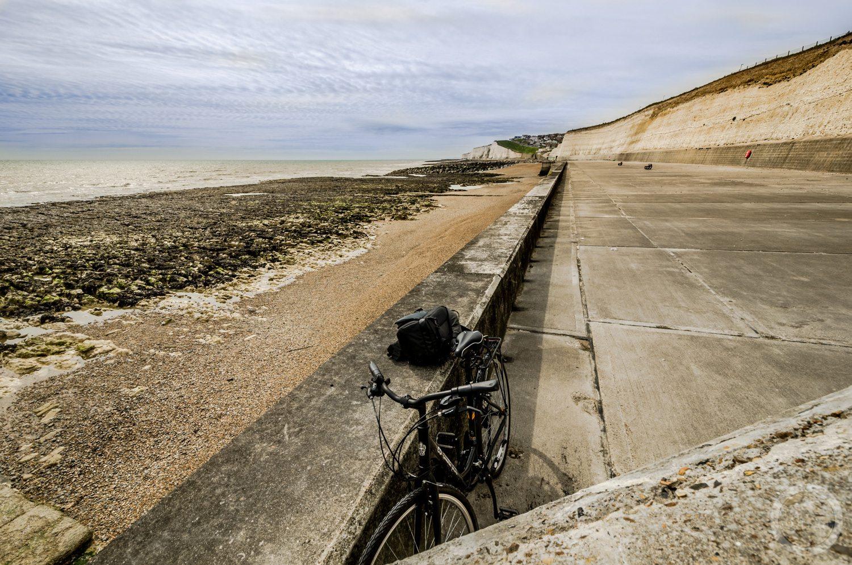 Trasa wzdłuż wybrzeża iklifów