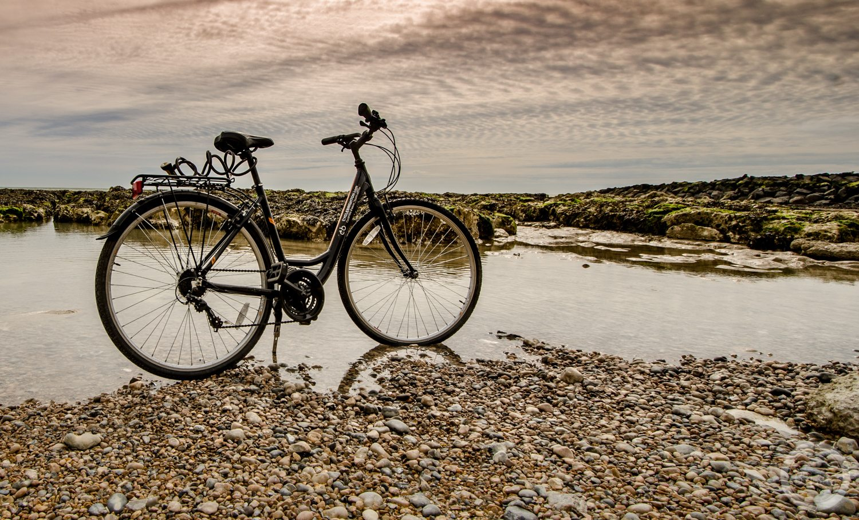 Rowerem jeździłam wszędzie