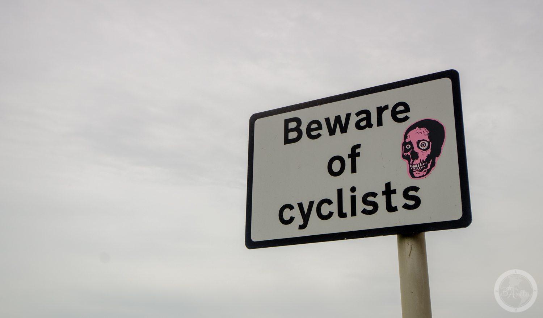 Uważaj nacyklistów