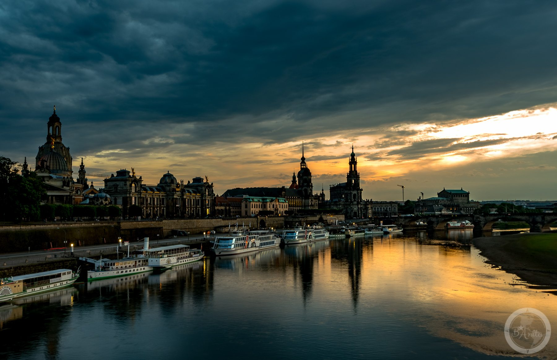 Drezno, Stare Miasto