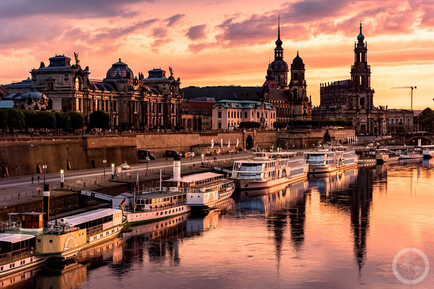 Old Town, Dresden