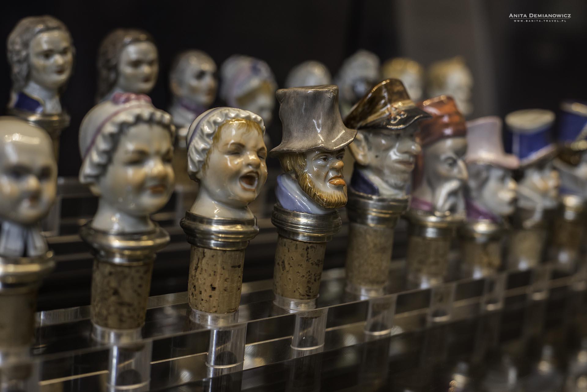 Manufaktura porcelany, Miśnia, Saksonia