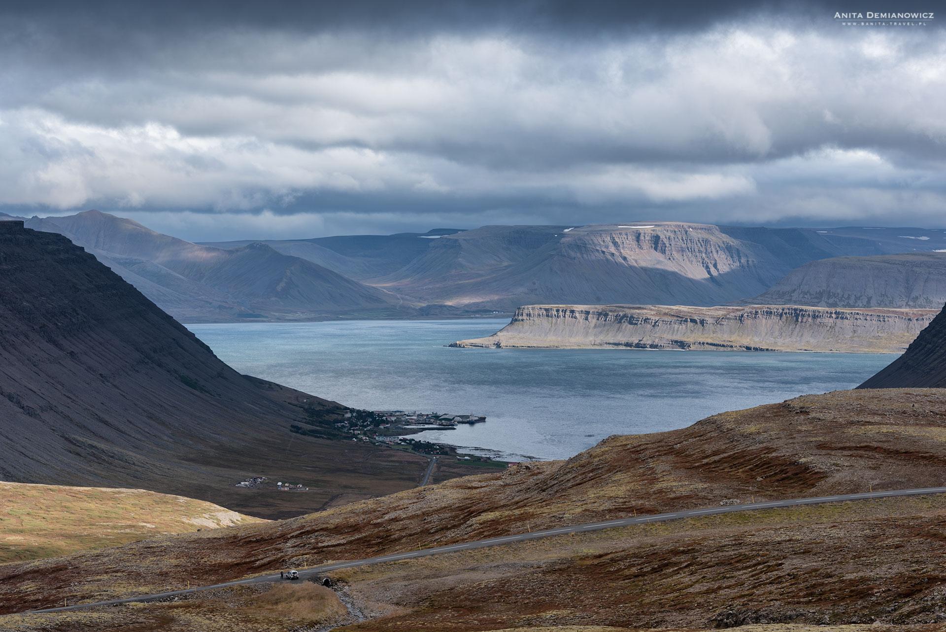 Fiordy Zachodnie, Islandia, Anita Demianowicz