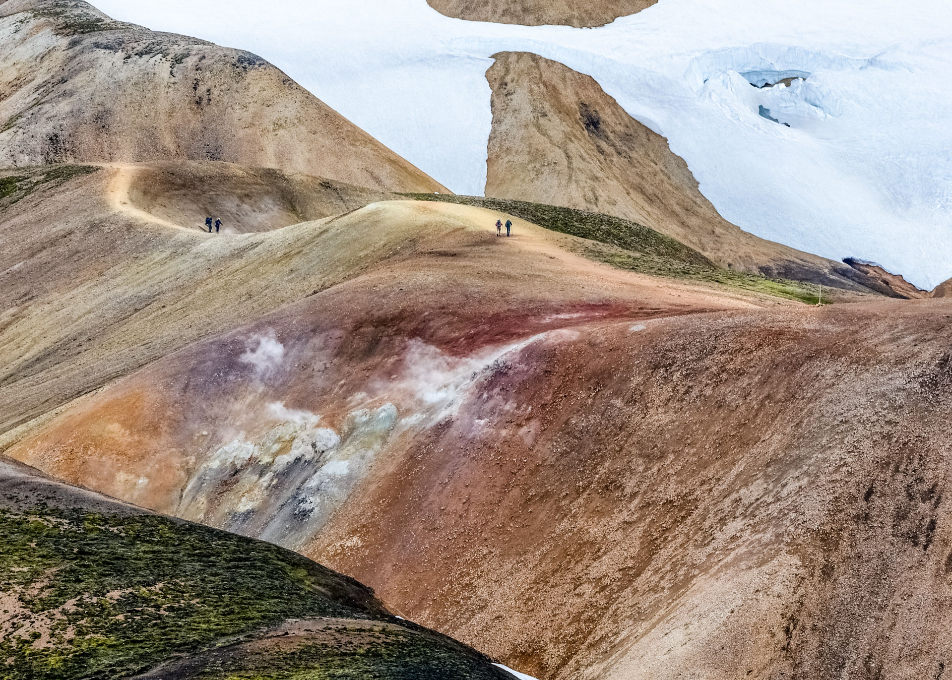 Landmannalaugar, Islandia, Anita Demianowicz