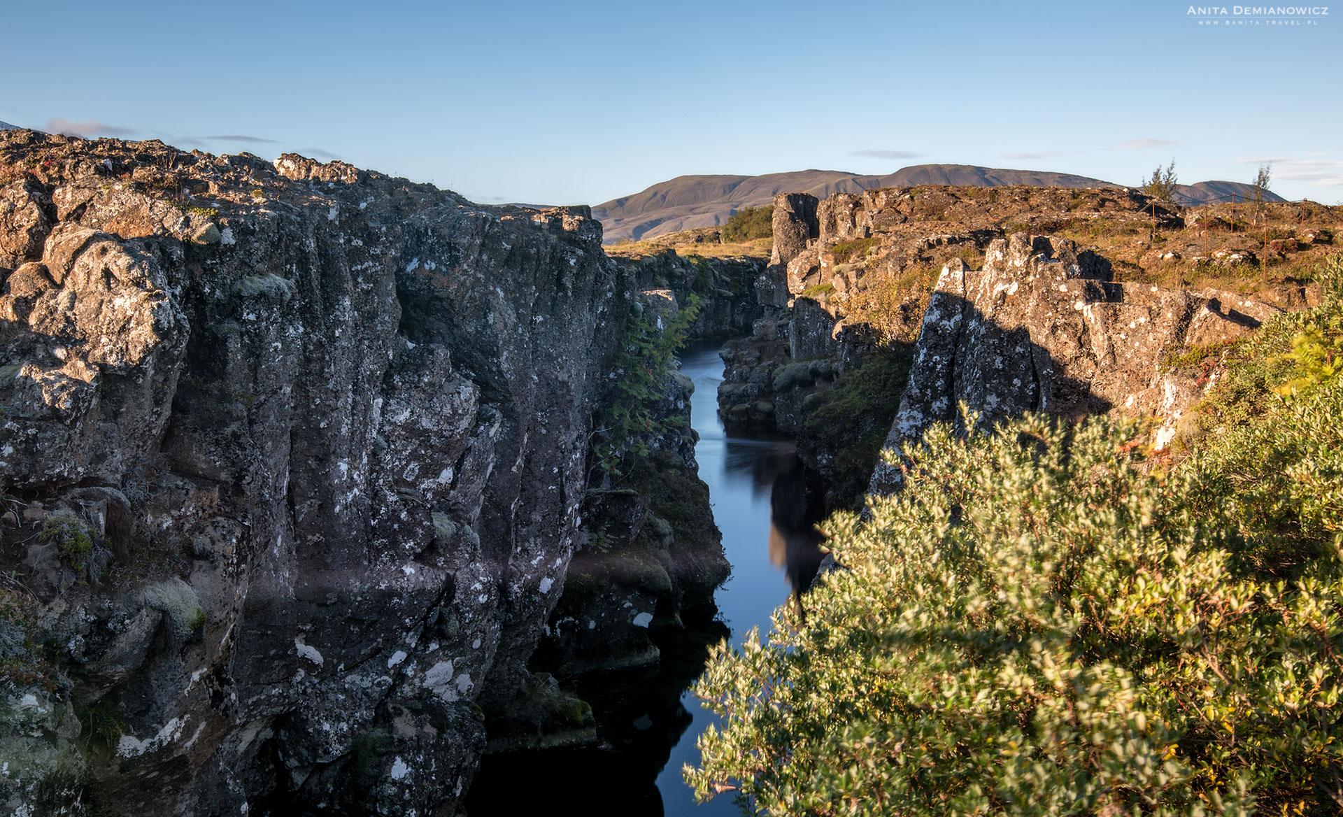 Park Narodowy Thingvellir, Islandia, Anita Demianowicz