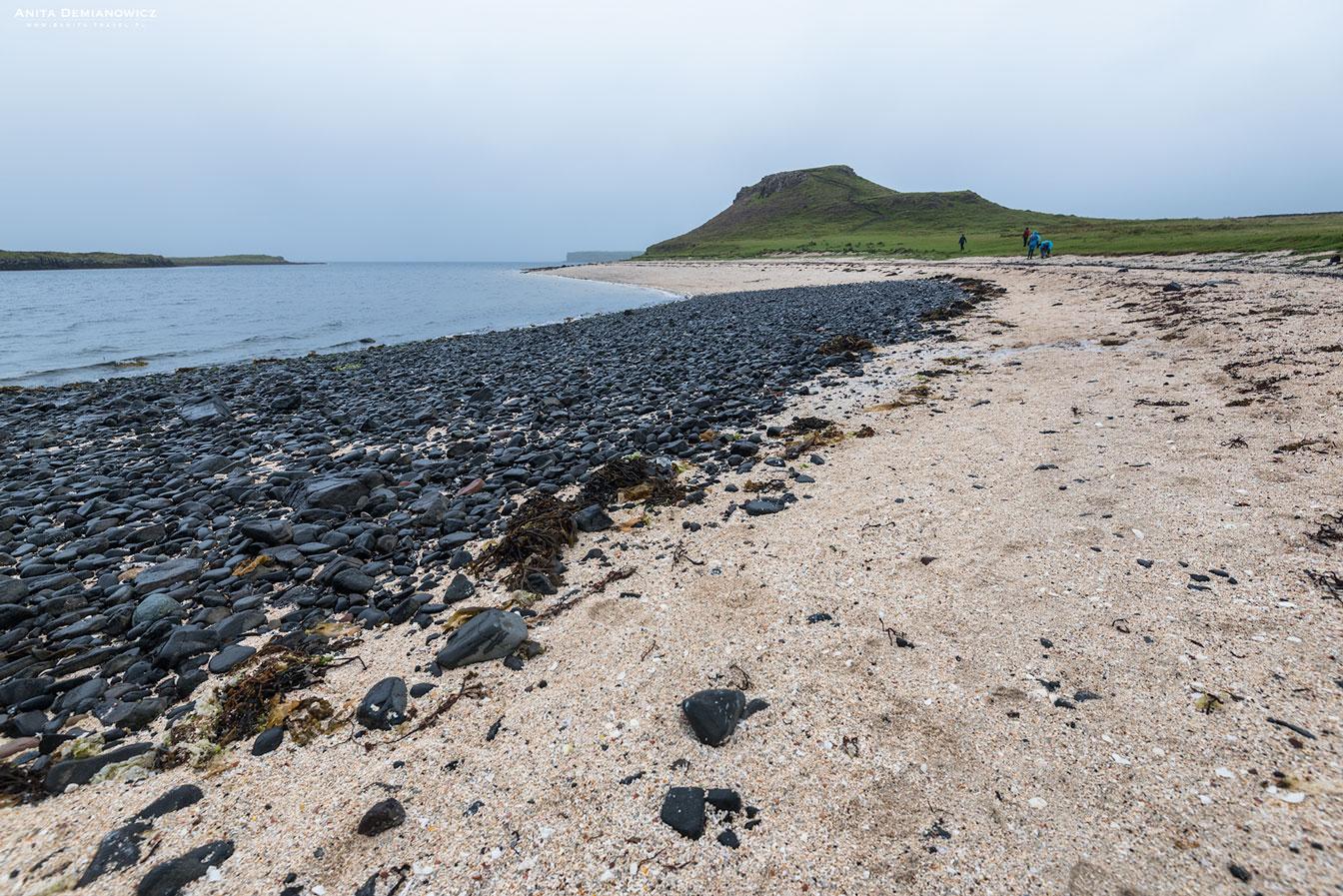 Coral Beach, Isle of Skye, Szkocja