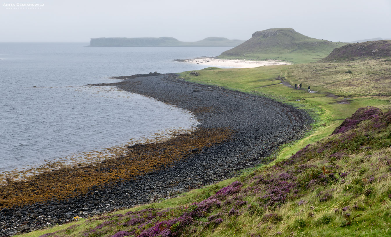 Coral Beach, Isle of Skye, Szkocja, Anita Demianowicz