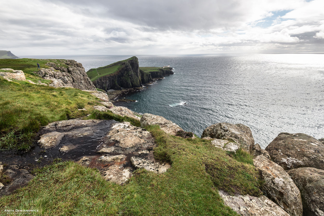 Nest Point, Isle of Skye, Szkocja