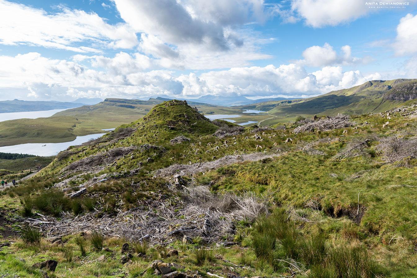 Old Man of Storr, Szkocja, Isle of Skye
