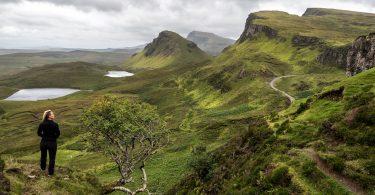 Quiriang, Szkocja, Isle of Skye