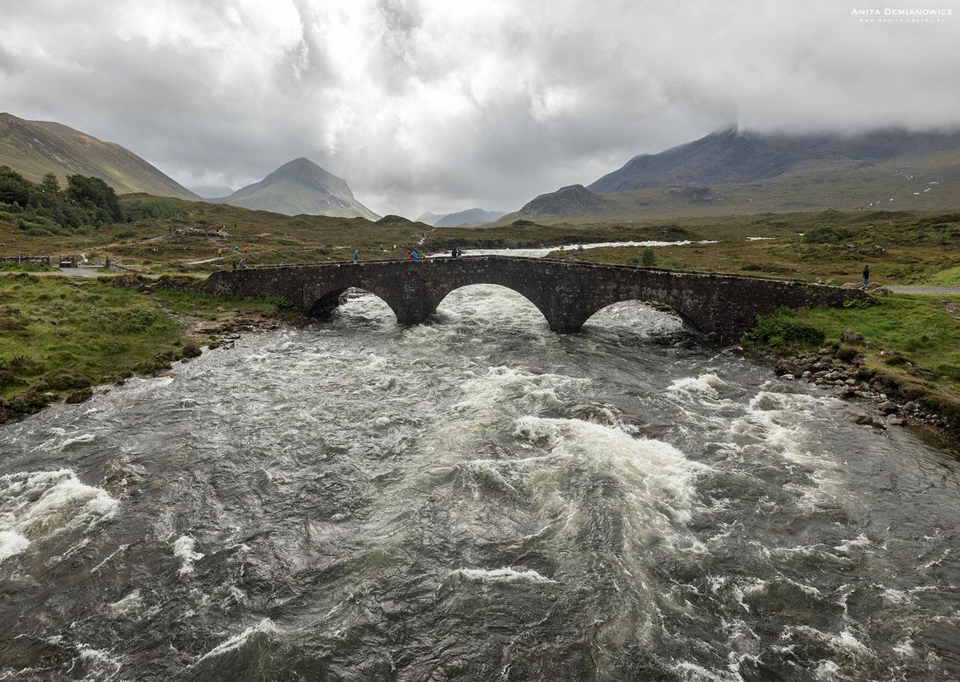 Slingachan, Isle of Skye, Szkocja, Anita Demianowicz