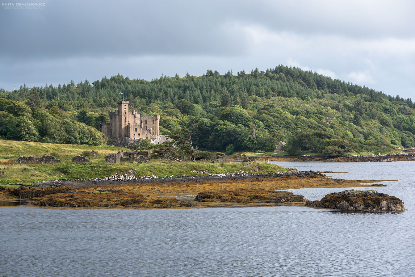 Dunvegan, Isle of Skye, Szkocja, Anita Demianowicz