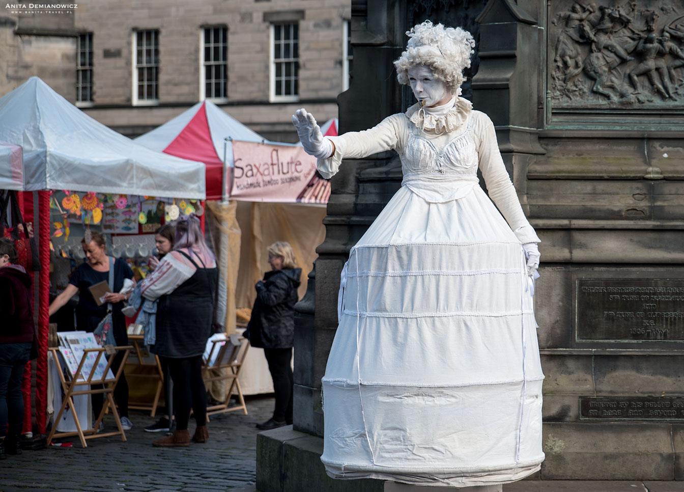 Fringe Festival, Szkocja, Edynburg