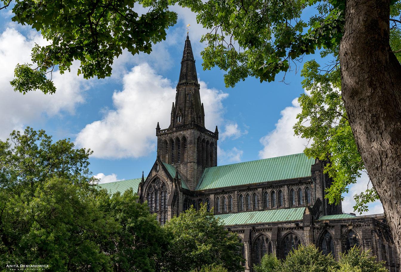 Katedra św.Mungo, Glasgow, Szkocja, Scotland