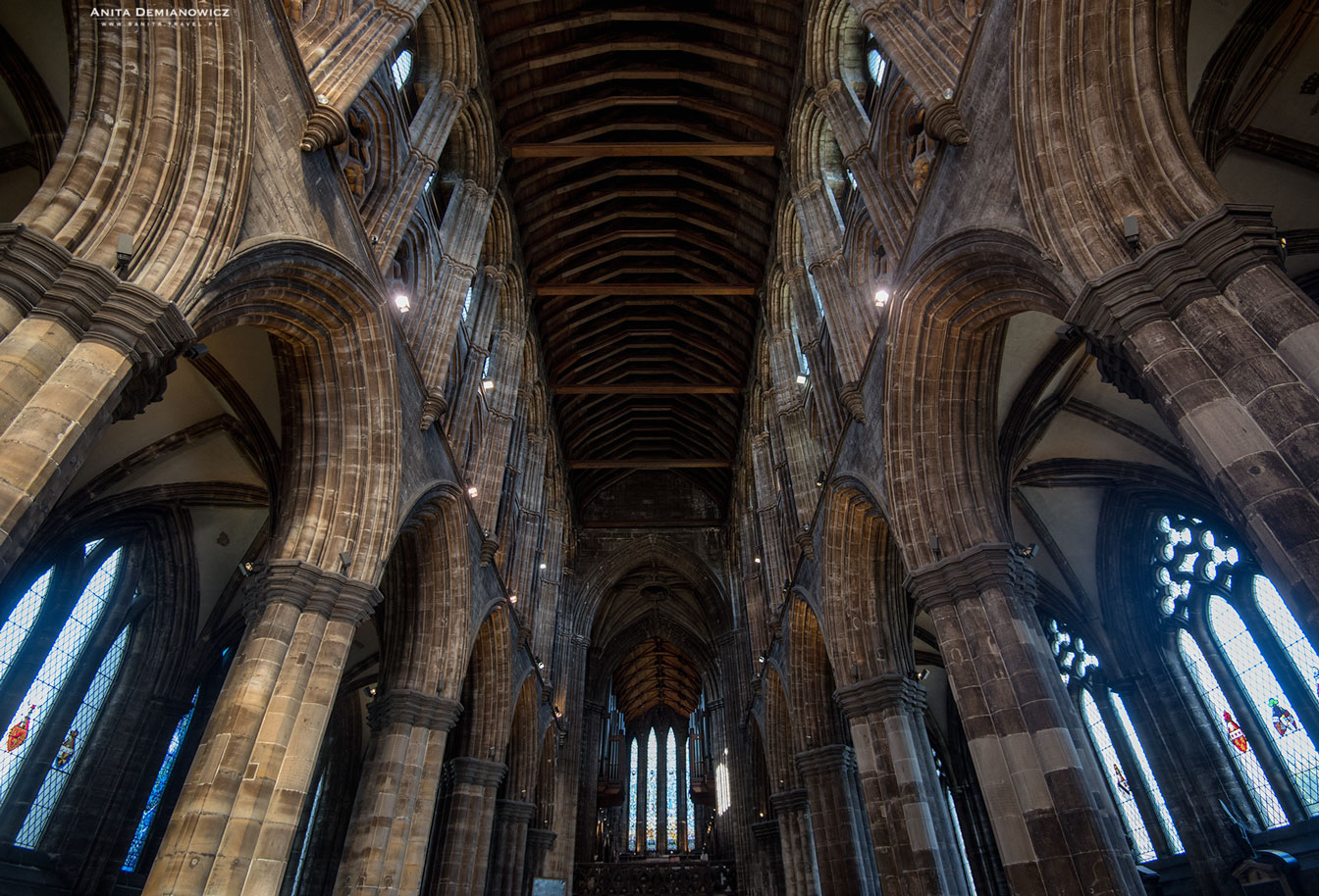 Katedra św.Mungo, Glasgow, Szkocja