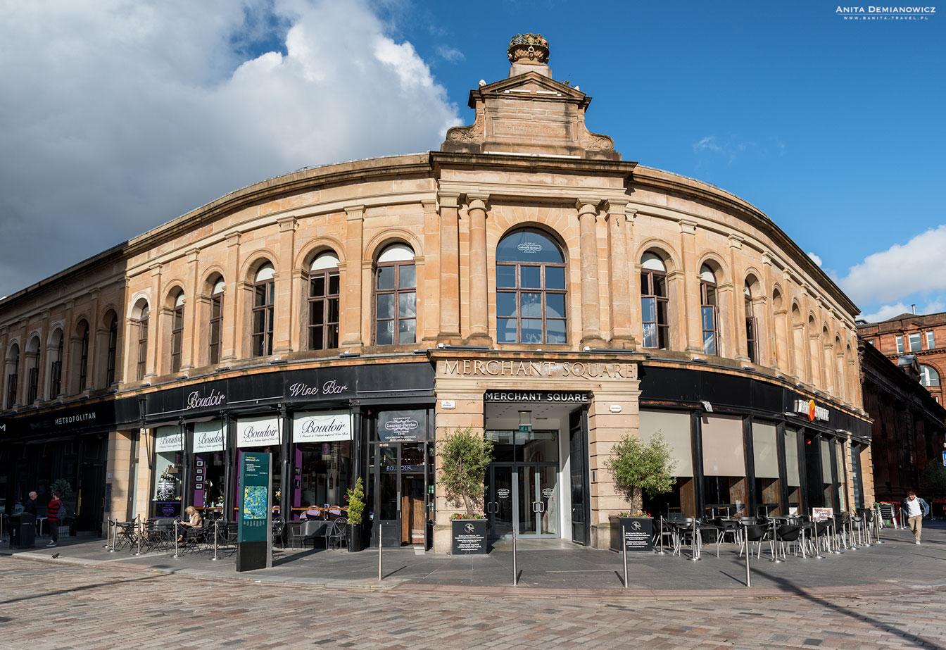 Merchant Square, Szkocja, Glasgow