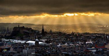 Arthur's Seat, Edynburg, Szkocja