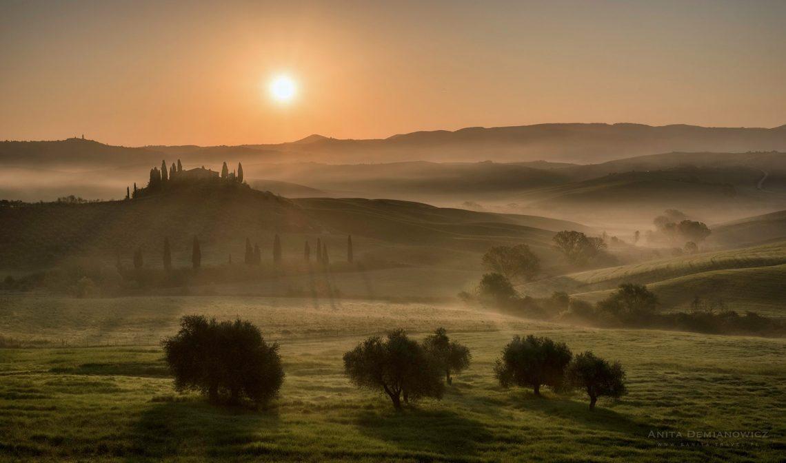 Belvedere, Toskania, Tuscany , Włochy