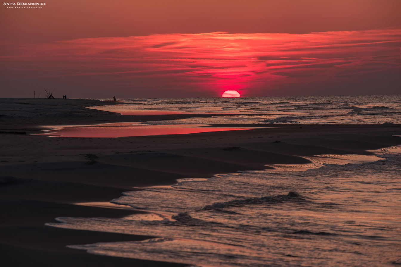 Plaża wBiałogórze