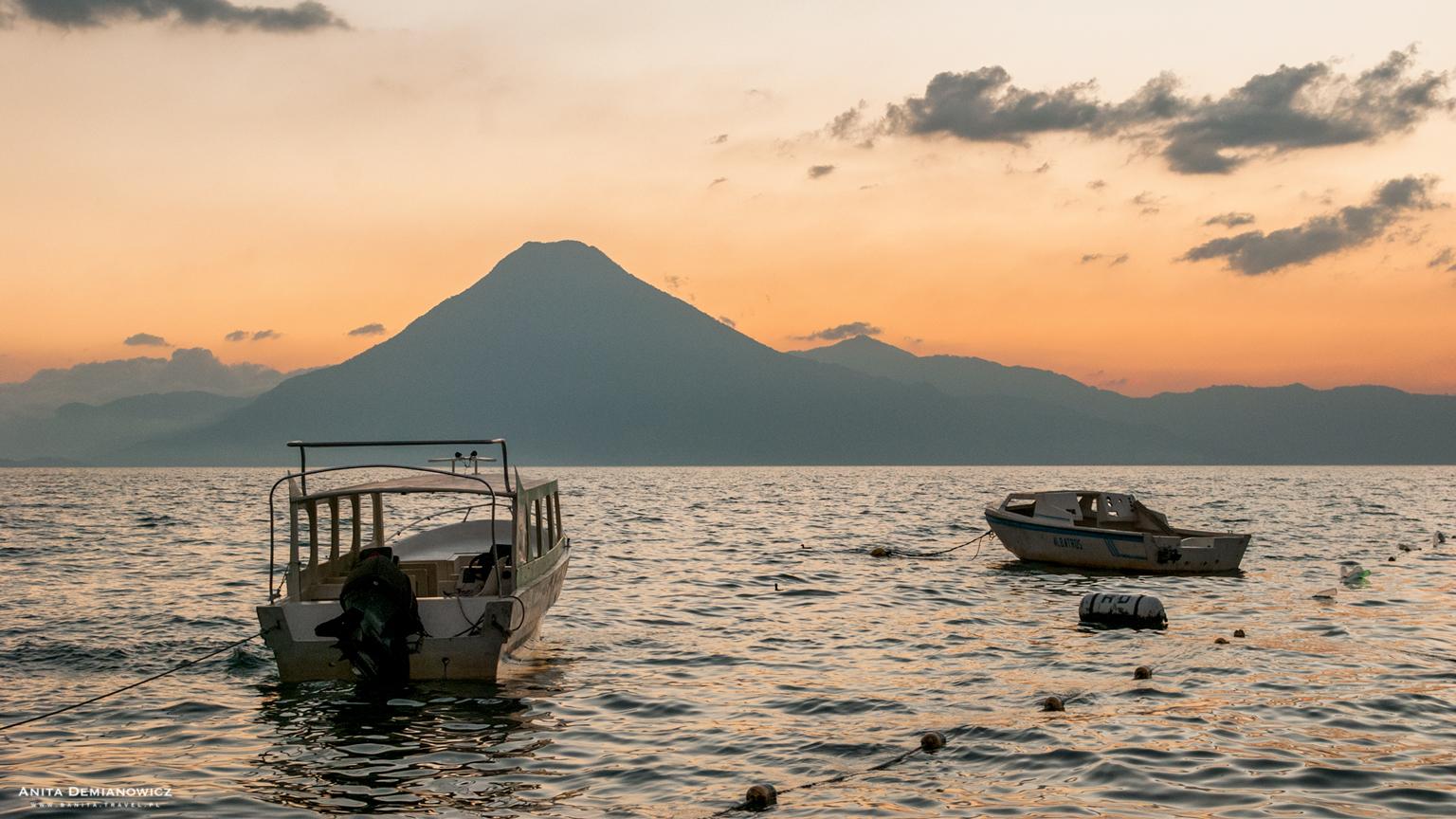 Jezioro Atitlan