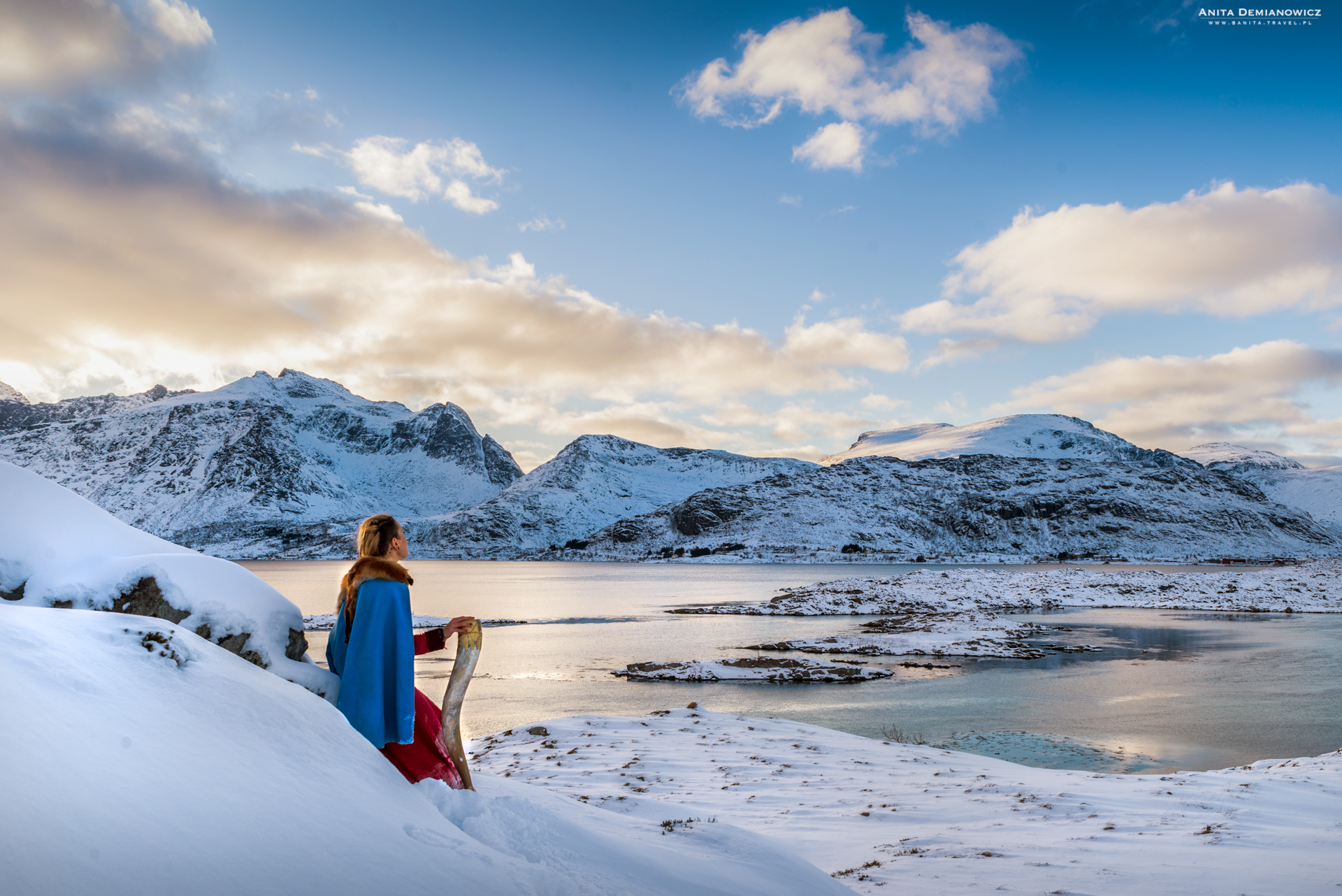 Valkiria, Norwegia, Lofoty