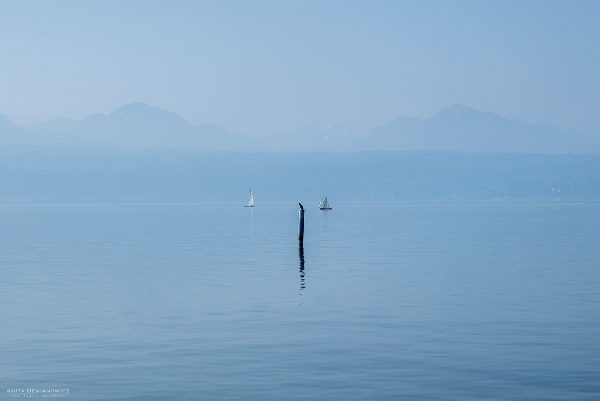 Jezioro-Genewskie, Szwajcaria