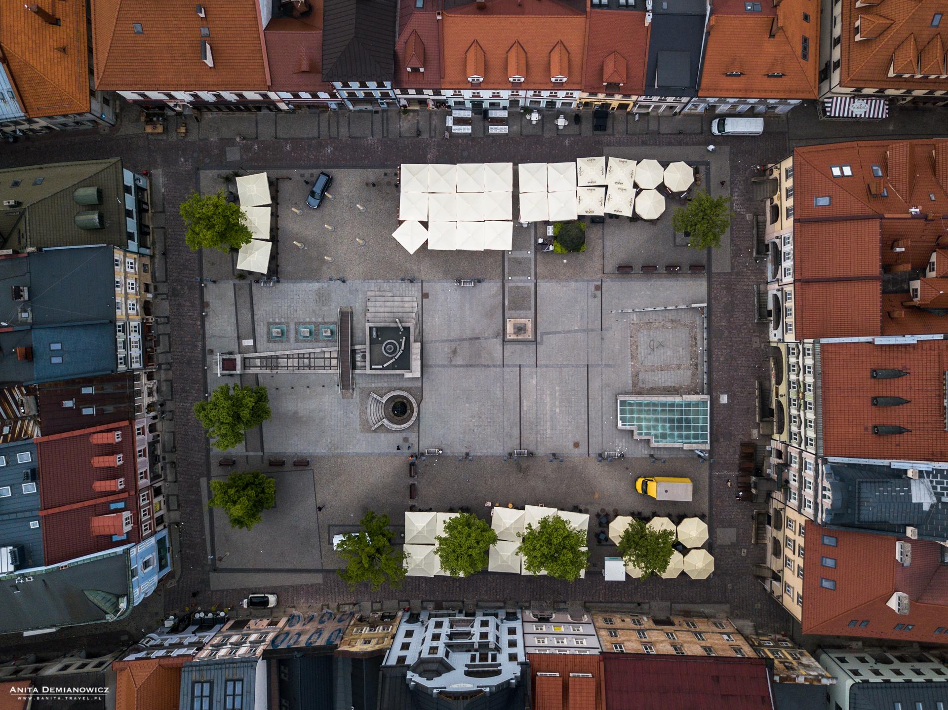 Rynek-w-Bielsko-Białej