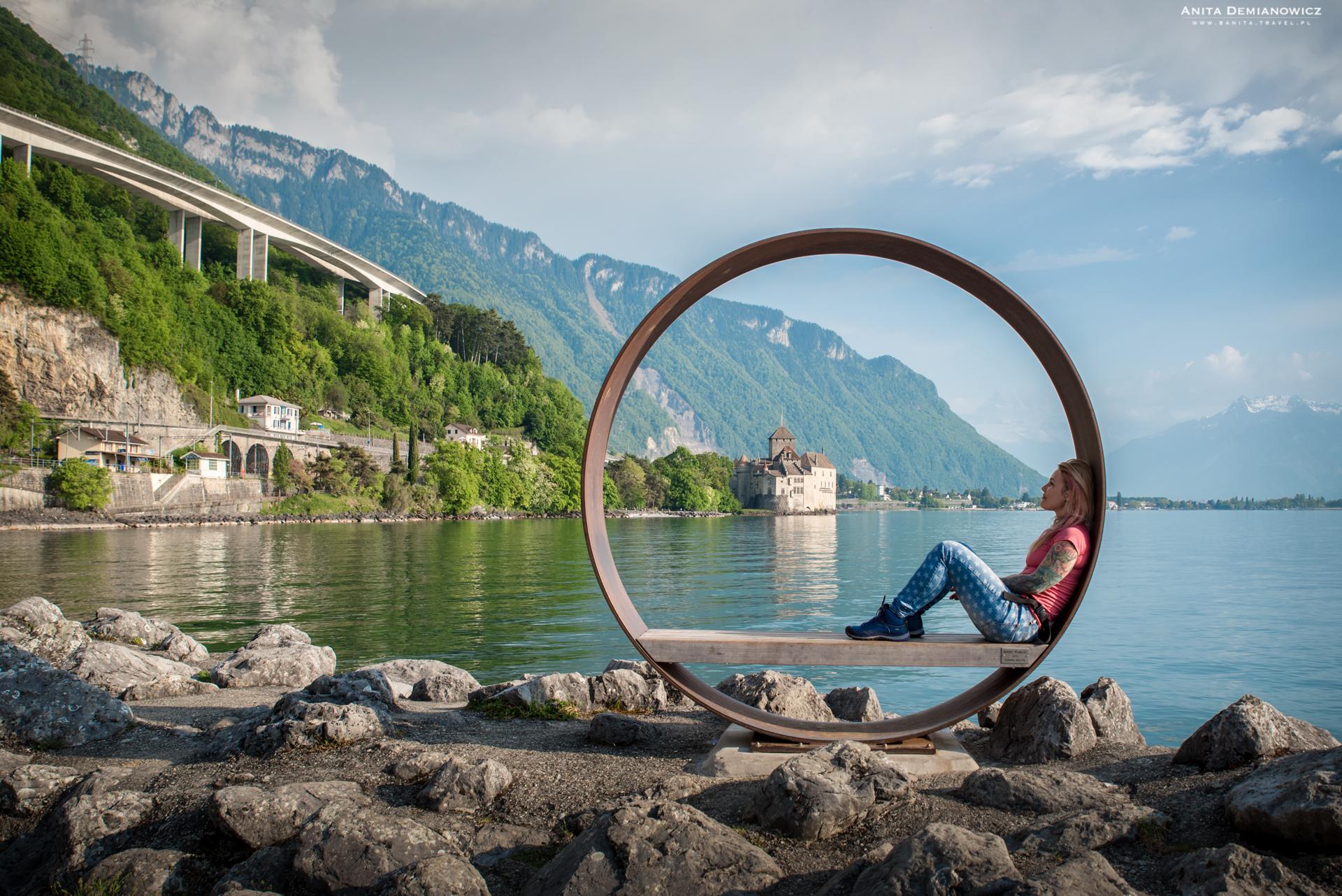 Zamek Chillon, Szwajcaria