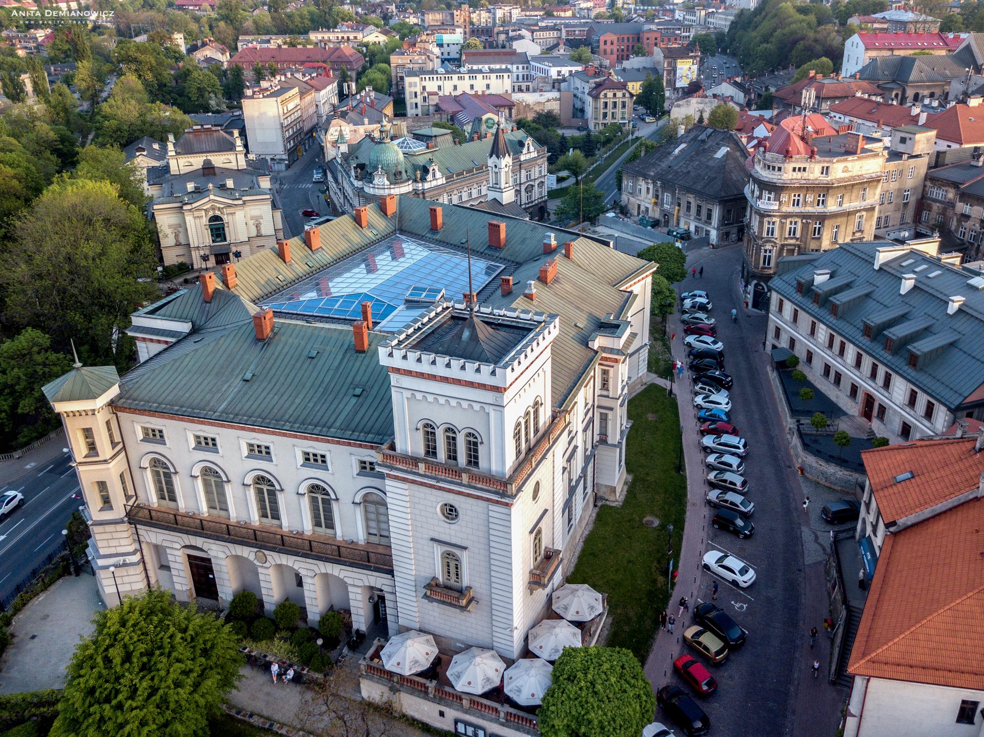 Zamek-w-Bielsko-Białej