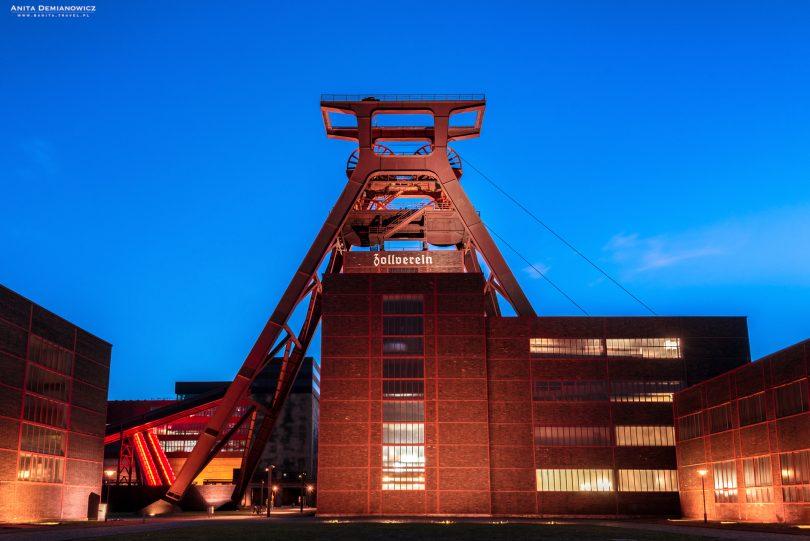 Zeche Zollverein, Niemcy, Ruhr