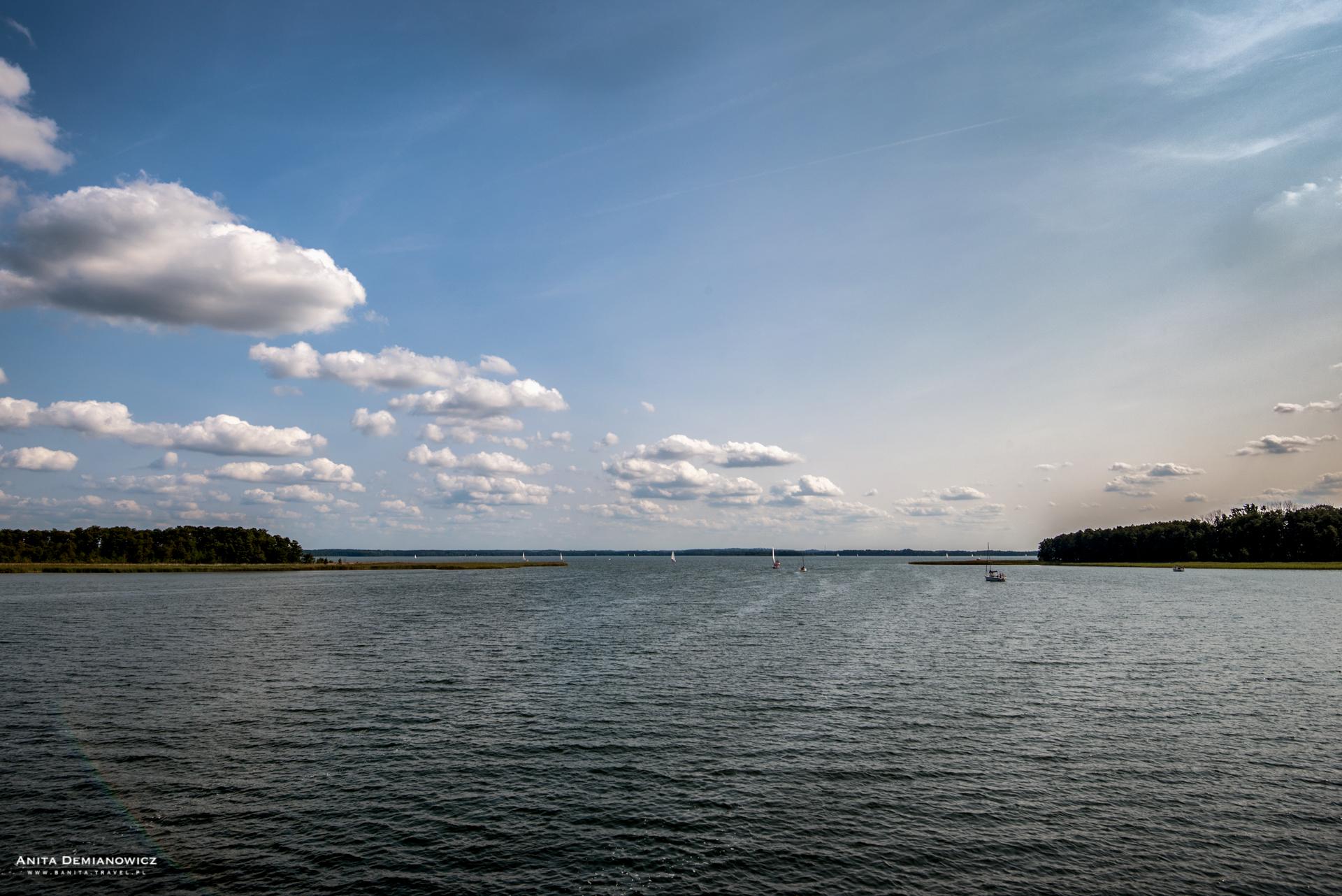 Jezioro mazurskie, Mazury